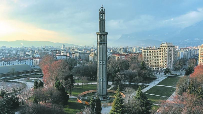 La Tour Perret à Grenoble