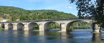 Pont de Souillac sur la Dordogne